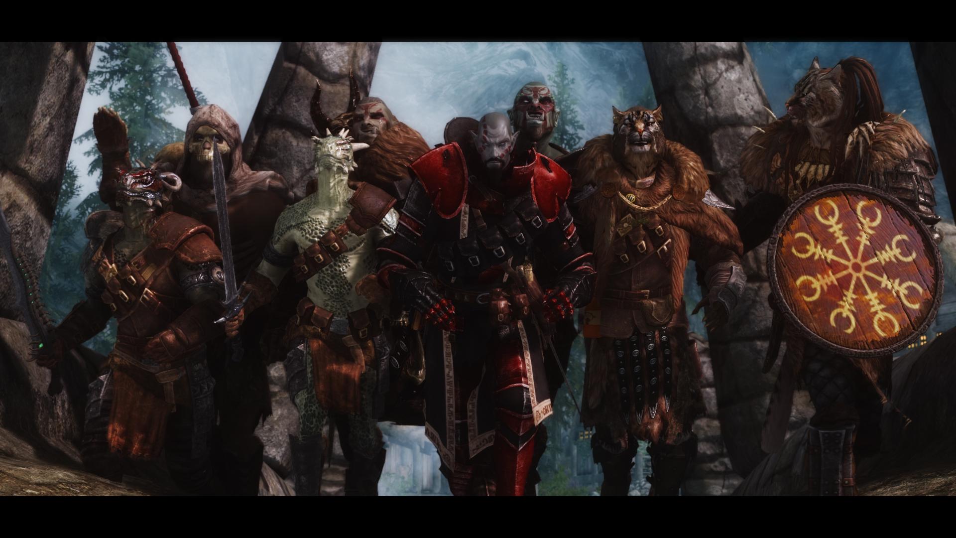 Скачать мод immersive armors