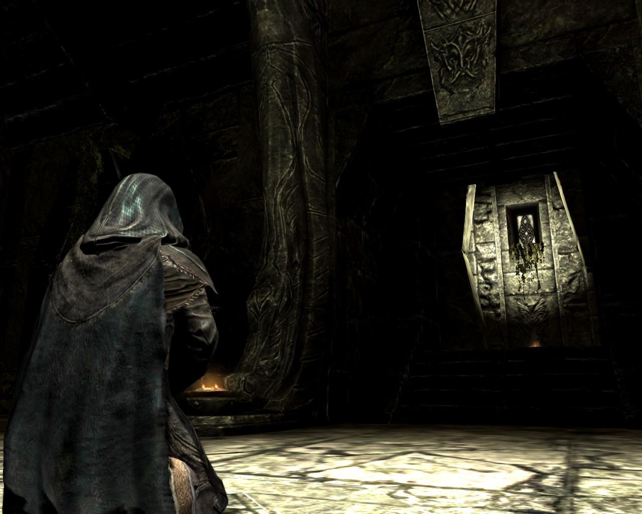 Skyrim special edition mod: divine cloaks youtube.