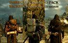 Skyrim Sabre Gear Backpack