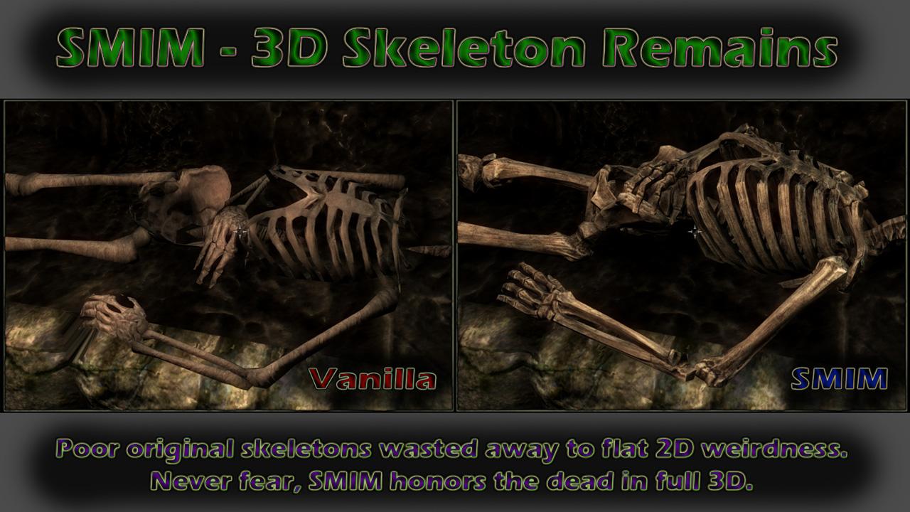 Skyrim special edition mods #3: static mesh improvement mod smim.